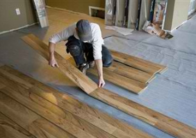 Considering Installing Wood Floors In Your Home Or Commercial E